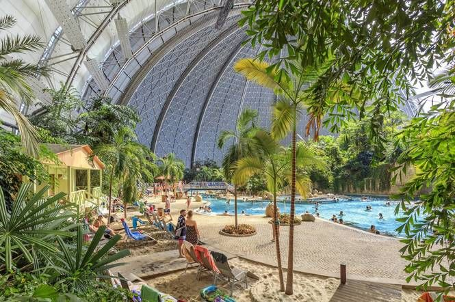 Tropical Islands baut aus